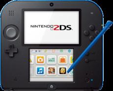 A Nintendo 2DS