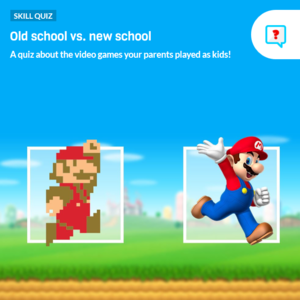 Old School vs. New School Video Game Trivia Quiz icon.png