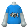 "The ""Fish Bone Shirt"" Mii top"