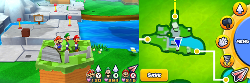 Location of the third item patch in Sunbeam Plains.