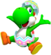 Yoshi (Egg Hunt) from Mario Kart Tour
