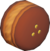 The Macaron_Brown tires from Mario Kart Tour