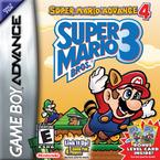 North American box art for Super Mario Advance 4: Super Mario Bros. 3
