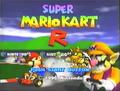 Super Mario Kart R Title Screen.png