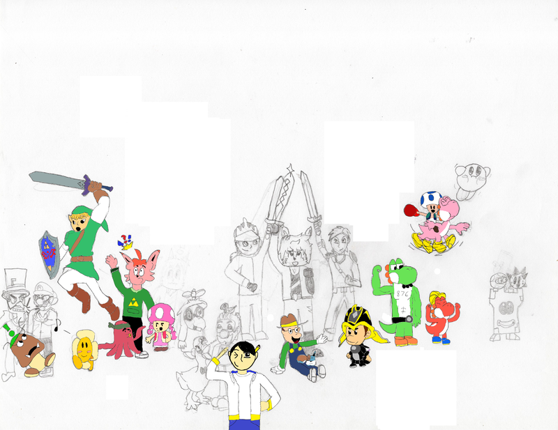 The Super Mario Boards Family (Color) 172.png
