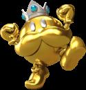 King Bob-omb (Gold) from Mario Kart Tour