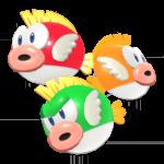 Cheep Cheep Masks from Mario Kart Tour
