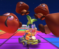 The icon of the Larry Cup challenge from the New Year's 2021 Tour in Mario Kart Tour.