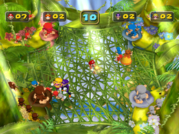 Chimp Chase from Mario Party 5