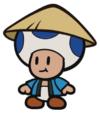 Oarsman in Paper Mario: The Origami King