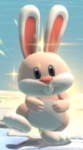 A Rabbit in Super Mario 3D World + Bowser's Fury