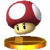 SSB4 Trophy Poison Mushroom.png