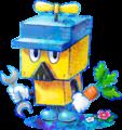 Brickle Artwork - Mario & Luigi Dream Team.png
