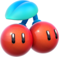 Double Cherry Artwork - Super Mario 3D World.png