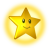 Concept artwork of a Star from Mario Kart: Double Dash!!