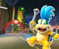 3DS Neo Bowser City in Mario Kart Tour