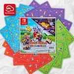 Paper Mario: The Origami King origami set My Nintendo reward