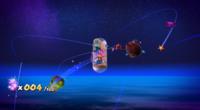 Mario in the Good Egg Galaxy