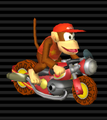 Diddy Kong's Sneakster