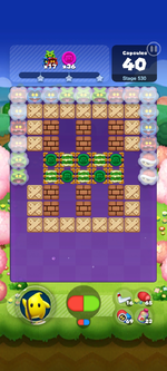 Stage 530 from Dr. Mario World