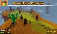 Hole 15 of Mountain Course in Mario Golf: World Tour