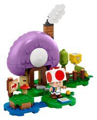 LEGO Super Mario 77907: Toad's Special Hideaway Expansion Set