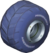 The Big_Black tires from Mario Kart Tour