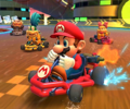 The Diddy Kong Cup Challenge from the New Year's Tour of Mario Kart Tour