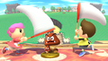 Challenge 75 from the eighth row of Super Smash Bros. for Wii U
