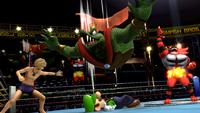 Classic Mode Challenge 6 of Super Smash Bros. Ultimate
