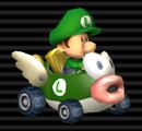 Baby Luigi's Cheep Charger
