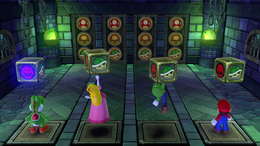 Dice 'n' Dash, from Mario Party 10.