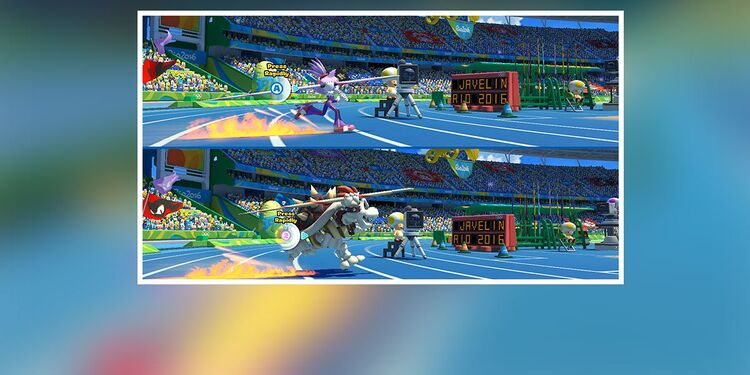 Picture shown with the twelfth question in Mario & Sonic at the Rio 2016 Olympic Games Characters Quiz