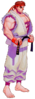 Ryu's Spirit sprite from Super Smash Bros. Ultimate
