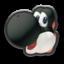 MK8 Black Yoshi Icon.png