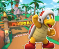 GCN Dino Dino Jungle T from Mario Kart Tour