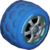 The BigB_Blue tires from Mario Kart Tour
