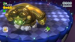 Motley Bossblob's Encore from Super Mario 3D World .