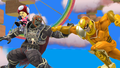 Challenge 139 from the fourteenth row of Super Smash Bros. for Wii U