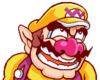 Even Wario is derping out