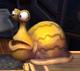 Thug Slug in the game Donkey Kong Country: Tropical Freeze