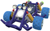 Pipe Buggy from Mario Kart Tour