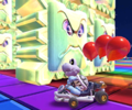 The icon of the King Boo Cup challenge from the 2020 Halloween Tour in Mario Kart Tour