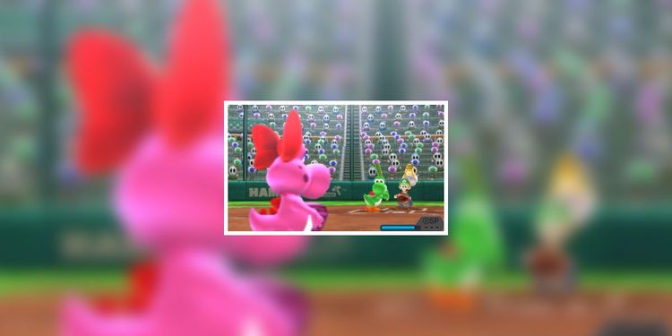 The image for the 2nd question of Mario Sports Superstars Game Personality Quiz