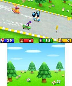 Deck Hunt from Mario Party: Island Tour.