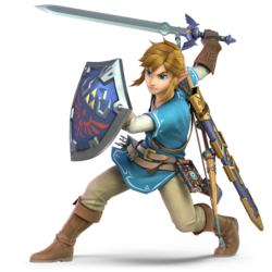 Link from Super Smash Bros. Ultimate
