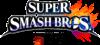 Logo EN - Super Smash Bros. 3DS.png