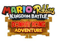 Logo for the DLC for Mario + Rabbids Kingdom Battle.