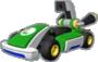 Luigi's Standard Kart icon in Mario Kart Live: Home Circuit