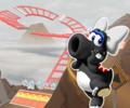 N64 Choco Mountain R/T from Mario Kart Tour